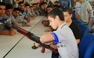 UNRWA_weapons-training